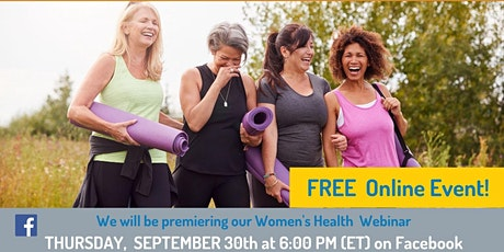 Women's Wellness Webinar tickets