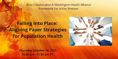 Falling Into Place: Aligning Payer Strategies for Population Health biglietti