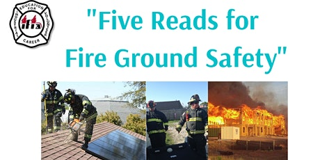 """""""Five Reads for Fire Ground Safety"""" tickets"""
