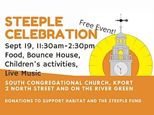 Steeple Celebration tickets