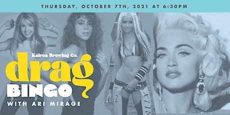 Queens of Pop Drag Bingo - with Ari Mirage tickets