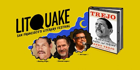 Danny Trejo: My Life of Crime, Redemption, and Hollywood tickets