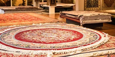 Rug Event: Fair Trade, Hand Knotted Rugs from Pakistan! tickets
