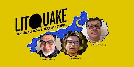 The California Palimpsest: Jaime Cortez & José Vadi tickets