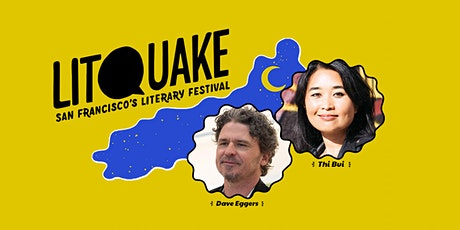 The Every with Dave Eggers & Thi Bui tickets