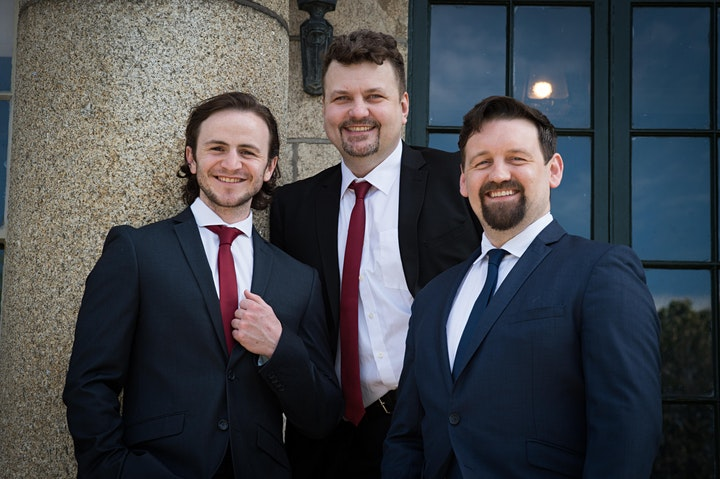 The Three Tenors LIVE Ireland's Great Voices •Dublin St Patrick's Cathedral image
