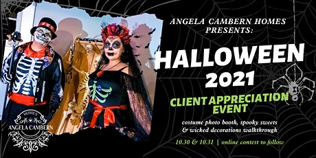Halloween Client Appreciation 2021 tickets