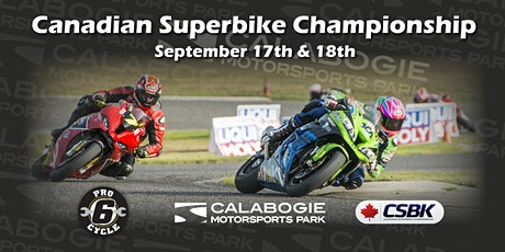Canadian Superbike  Championship - Final round of 2021 tickets