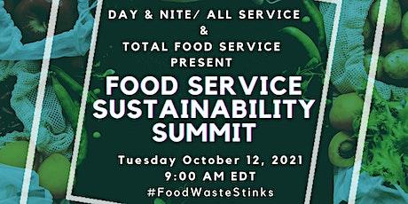 Food Service Sustainability Summit entradas