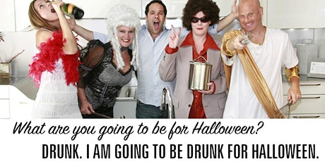 Halloween Costume Cooking & Cocktail Party! tickets