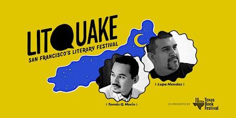 Machete with Tomás Morín & Lupe Mendez tickets