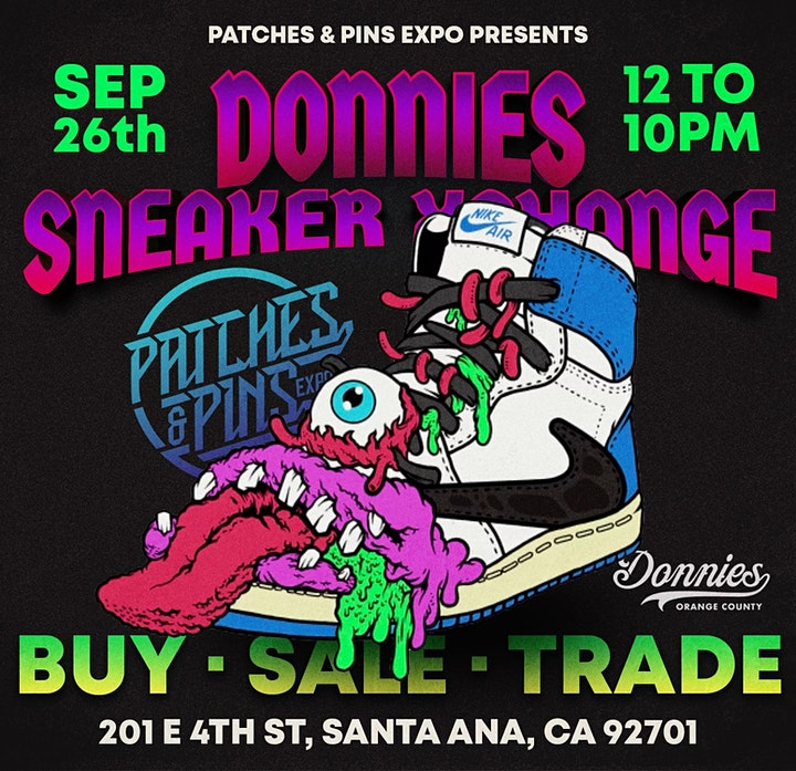 "Patches & Pins Expo Orange County ""Conejo Malo"" image"