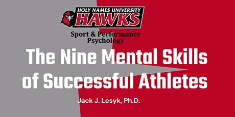 The Nine Mental Skills of Successful Athletes © tickets