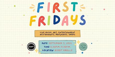 First Fridays Art Walk tickets