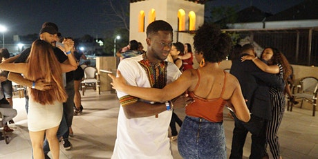 Bachata & Kizomba on the Rooftop! Saturday Party at Ivy Bar, Houston 09/25 tickets