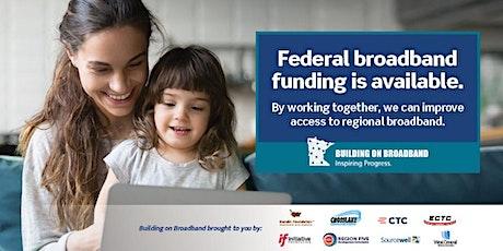 Region 5 Broadband Discussion tickets