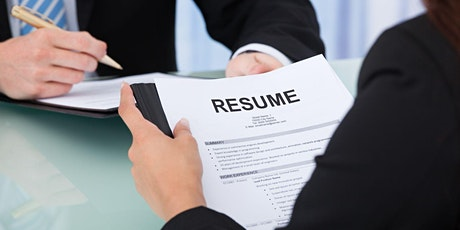 Resume and Cover Letter Virtual Workshop for New Grads tickets