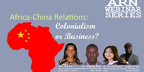 Africa-China Relations: Colonialism or Business? tickets