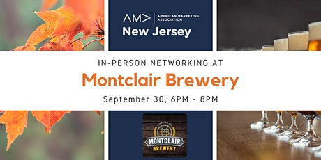 In-Person Networking & Happy Hour tickets