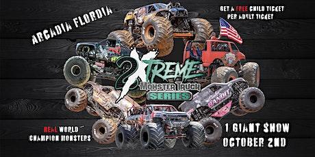Arcadia 2xtreme Monster Trucks tickets