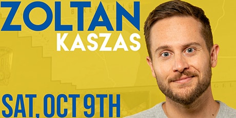 SOB Comedy Presents: Zoltan Kaszas! tickets