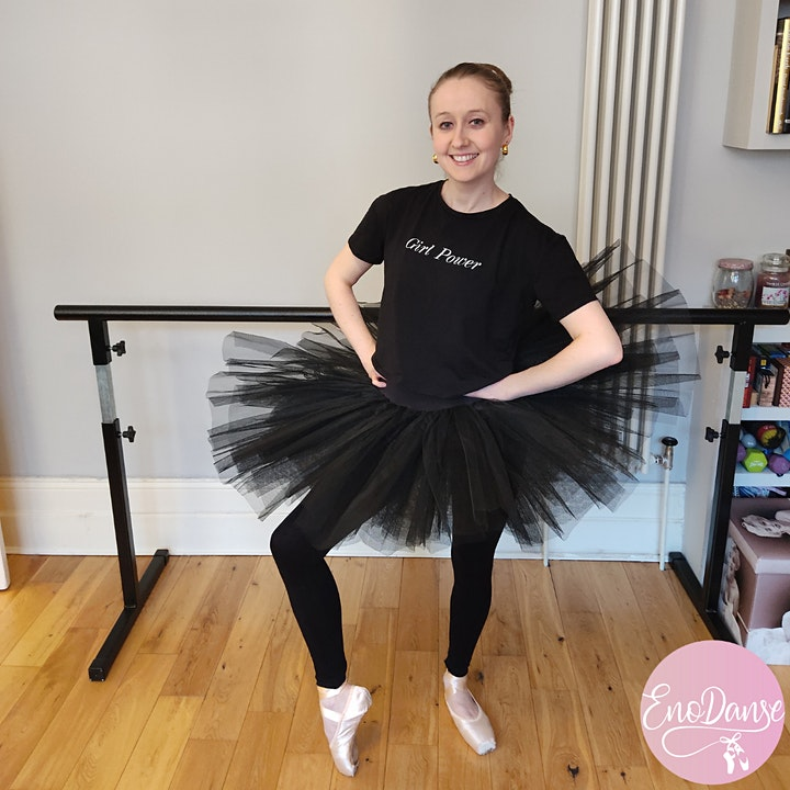 ONLINE CHAIR BASED BALLET CLASS - SILVER SWANS 55+ image