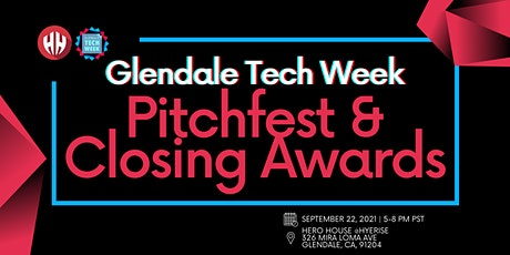 Pitchfest and Closing Awards Party tickets