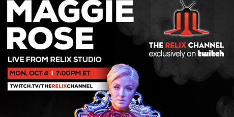 The Relix Channel Presents: Maggie Rose tickets