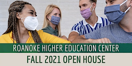 Fall Open House 2021 tickets