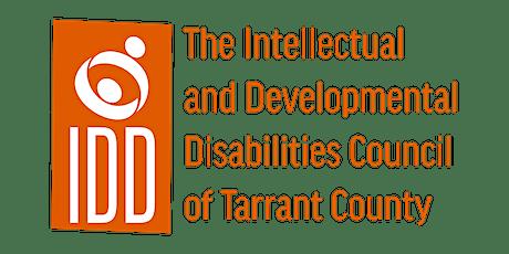 IDD and Dementia Intervention tickets
