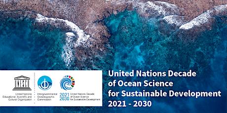Satellite Event: Engaging Stakeholders in U.N. Ocean Decade Programmes tickets