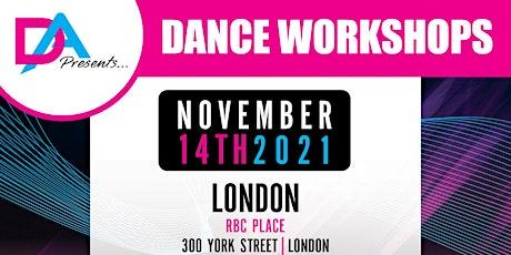 LONDON - Dance Attack 2021 tickets