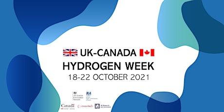 UK-Canada Hydrogen Week tickets