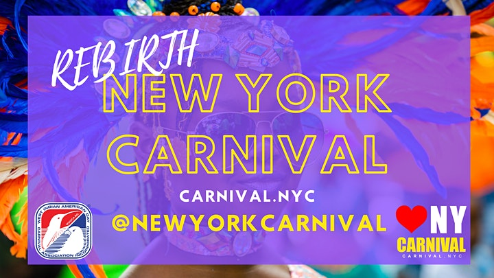 Welcome Back! New York Carnival 2021 image
