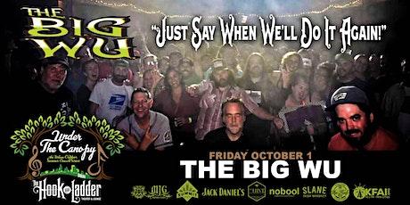The Big Wu tickets