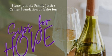 Sips for Hope tickets