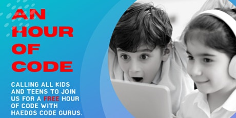 FREE Coding Class for Kids and Teens tickets