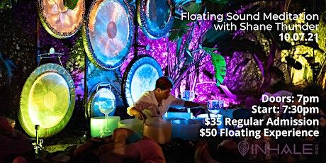 Floating Sound Meditation with Shane Thunder tickets