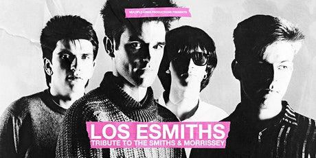 Los Esmiths (Tribute to The Smiths & Morrissey) @ Red Moon Ale House tickets
