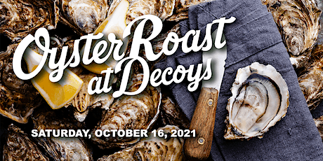 Oyster Fest at Decoys Seafood tickets