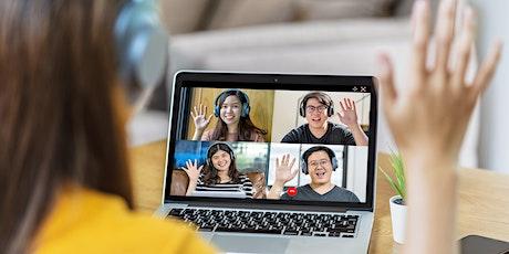 Say Hello!  English Conversation Group - Virtual entradas