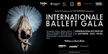Internationale Ballett Gala - Weltstars zu Gast in Berlin tickets