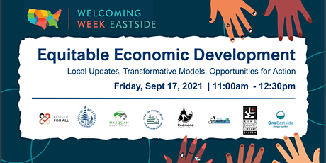 Equitable Economic Development: Embracing Opportunities for Our Region tickets