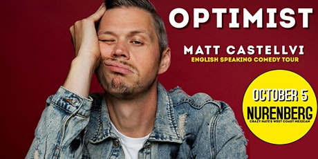 English Comedy at Crazy Nate's West Coast Mexican Tickets
