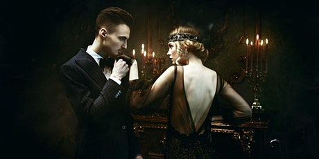 1920's Gatsby, Flappers & Gangsters, Hosted Murder Mystery tickets