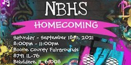 North Boone Homecoming 2021- Tune Into The Vikings tickets