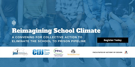 A Convening to Eliminate the School-to-Prison Pipeline tickets