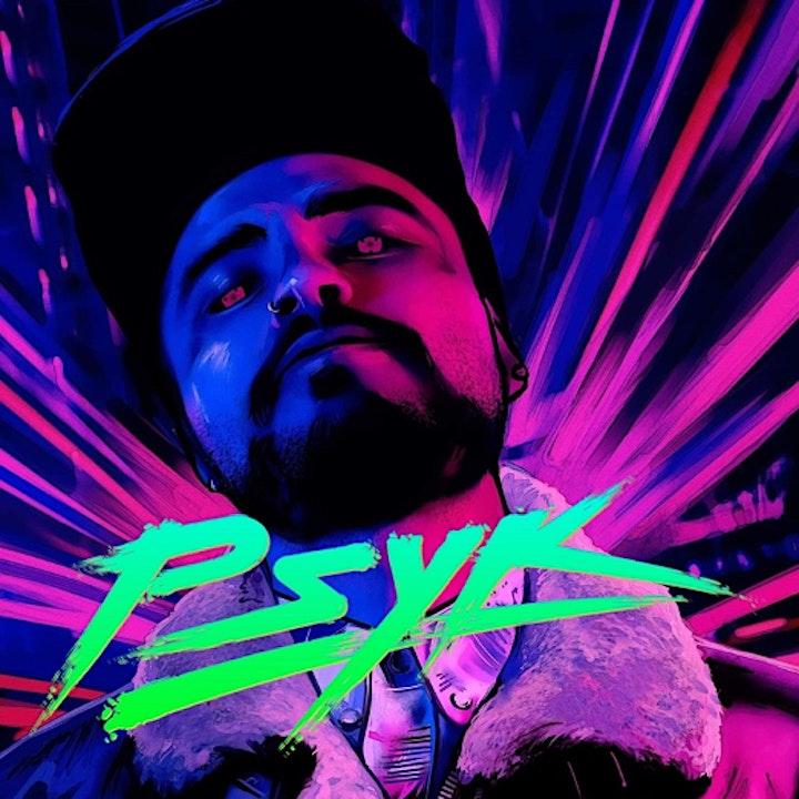 Nitrowave TC Presents: PSYK, System96, BadNRad image