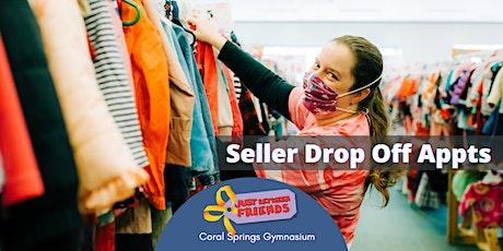 SELLER Drop Off | JBF Coral Springs | Oct 4-5 tickets