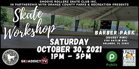 Community Skate Workshop tickets